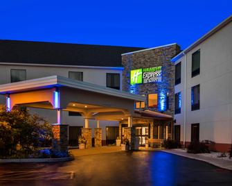 Holiday Inn Express Hotel & Suites Great Barrington, An IHG Hotel - Great Barrington - Будівля