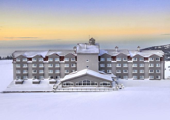 Kaya Uludag Hotel (ex Zone-2 Ski& Resort) - Bursa - Building