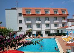 Hotel Campomar - Pontevedra - Edifício