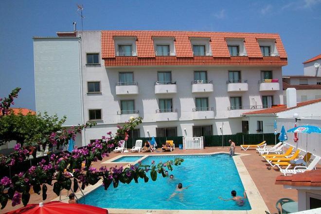 Hotel Campomar - Pontevedra - Rakennus