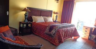 樹頂民宿旅館 - 普雷托瑞亞 - 比勒陀利亞 - 臥室