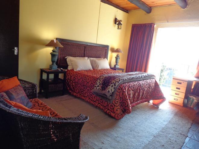 Treetops & Treats Guest House - Pretoria - Makuuhuone