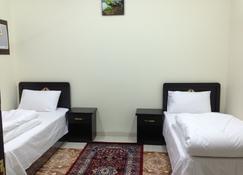Al Eairy Apartments- Tabuk 2 - Tabuk - Bedroom