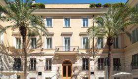 Hotel Capo d'Africa - Colosseo - Roma - Edificio