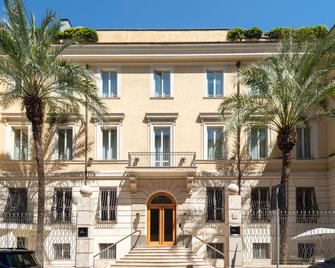 Hotel Capo d'Africa - Colosseo - Rom - Bygning