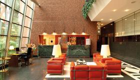 Living Hotel Weißensee - Berlín - Recepción
