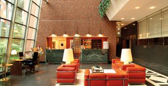 Living Hotel Weißensee - Berlín - Lobby