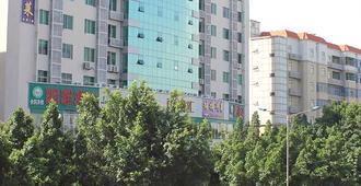Hwa Hong Hotel - Guangzhou - Outdoors view