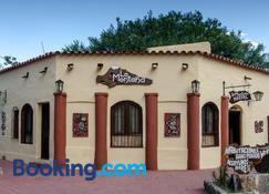 Hostal La Montana - Cafayate - Edificio
