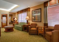 Best Western Plus Edison Inn - Garner - Lounge