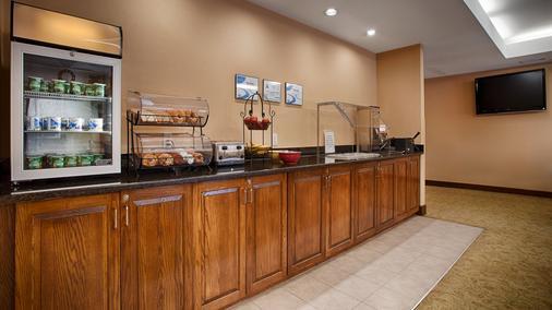 Best Western Plus Edison Inn - Garner - Buffet