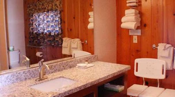 布法羅比爾班村酒店 - 寇迪 - 科迪 - 浴室