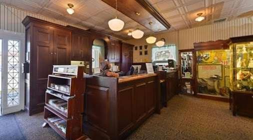 Buffalo Bill Village Cabins - Cody - Front desk