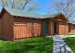 Buffalo Bill Village Cabins - Cody - Outdoor view
