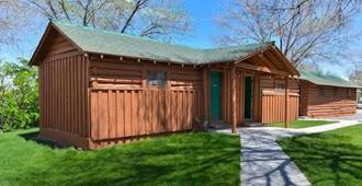 Buffalo Bill Village Cabins - Cody - Outdoors view