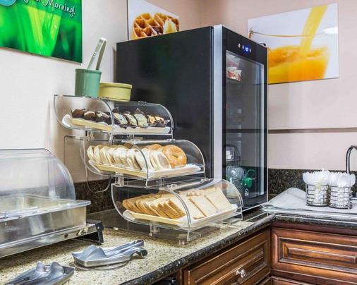 Quality Inn Burbank Airport - Burbank - Buffet