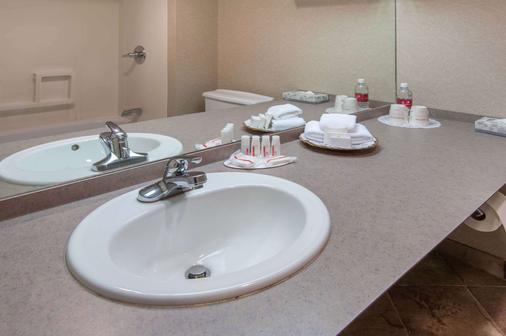 Ramada Plaza by Wyndham Calgary Downtown - Calgary - Bathroom