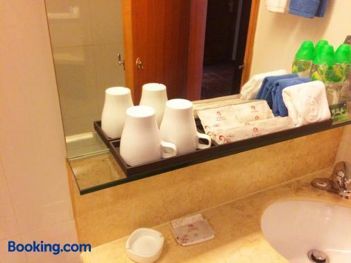 深圳麗都大酒店 - 深圳 - 浴室
