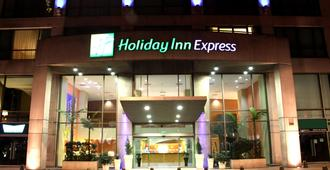 Holiday Inn Express Mexico Reforma - Meksiko - Bina