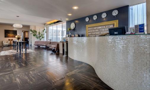 Best Western Plus Hotel Farnese - Parma - Front desk