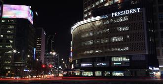 Hotel President - Seoul - Building