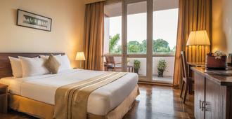 茵雅湖酒店 - 仰光 - 仰光 - 臥室