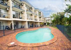 Bombora Resort - Coolangatta - Pool