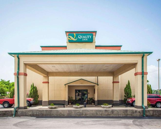 Quality Inn Florence Muscle Shoals - Florence - Building