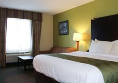 Quality Inn Florence Muscle Shoals - Florence - Bedroom