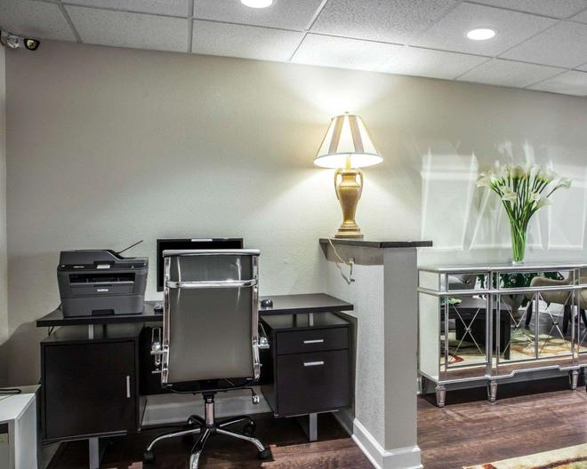 Quality Inn Florence Muscle Shoals - Florence - Business centre