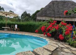 Analamazaotra Hotel - Andasibe - Pool
