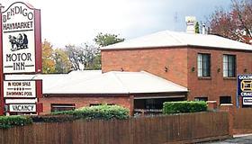 Bendigo Haymarket Motor Inn - Bendigo - Building
