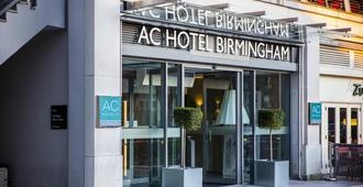 AC Hotel by Marriott Birmingham - Birmingham - Building