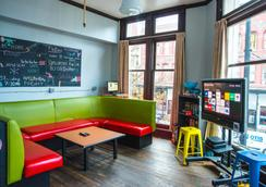 Cambie Hostel Gastown - Vancouver - Lounge
