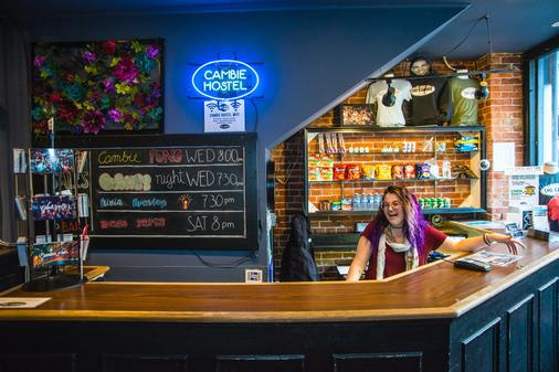Cambie Hostel Gastown - Vancouver - Bar
