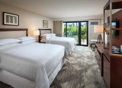 Sheraton Kauai Resort - Koloa - Schlafzimmer