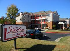 Stay Inn & Suites - Stockbridge - Stockbridge - Rakennus