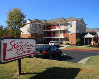 Stay Inn & Suites - Stockbridge - Stockbridge - Gebouw