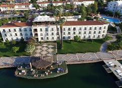 Ece Saray Marina Resort - Fethiye - Building