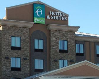 Astoria Hotel & Suites - Glendive - Building
