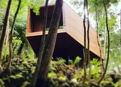 Caparica Azores Ecolodge - Biscoitos - Vista del exterior