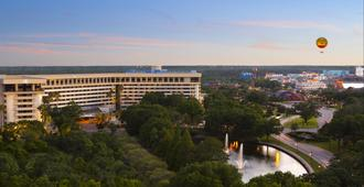Hilton Orlando Lake Buena Vista - Disney Springs Area - Lake Buena Vista - Building