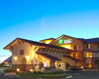 Holiday Inn Express & Suites Turlock-Hwy 99 - Turlock - Gebouw