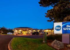 Best Western Inn at Face Rock - Bandon - Byggnad