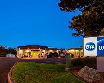 Best Western Inn at Face Rock - Bandon - Edificio