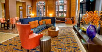 Courtyard By Marriott Nashville Green Hills - Nashville - Lounge