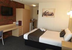 Big Valley Lakeside Paradise Motor Inn - Shepparton - Bedroom