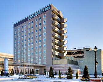 Hotel Route-Inn Oshu - Oshu - Building