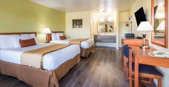 Americas Best Value Inn Santa Rosa, Ca - Santa Rosa - Bedroom