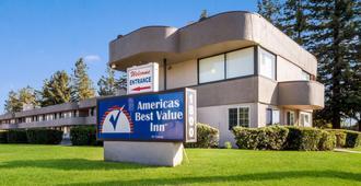 Americas Best Value Inn Santa Rosa, Ca - Santa Rosa - Building